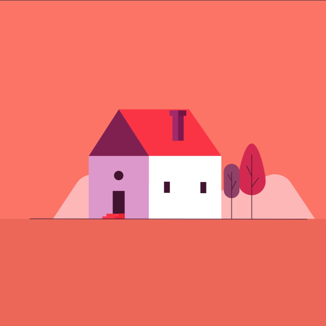 Lonely house