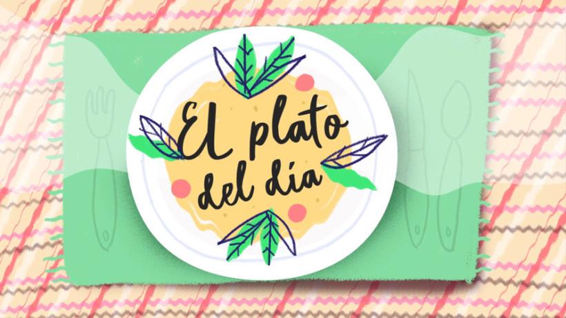 El plato del día